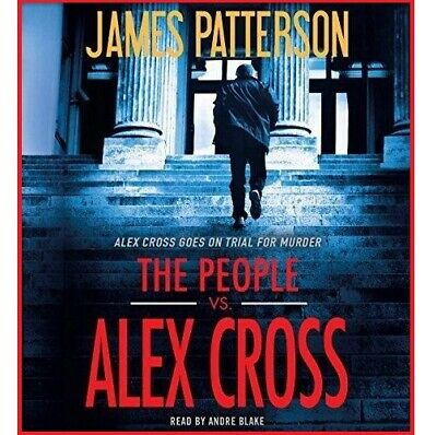 The People vs. Alex Cross by James Patterson (audiobook, e-Delivery)