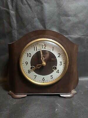 Authentic Smiths Enfield Vintage Mantle Clock