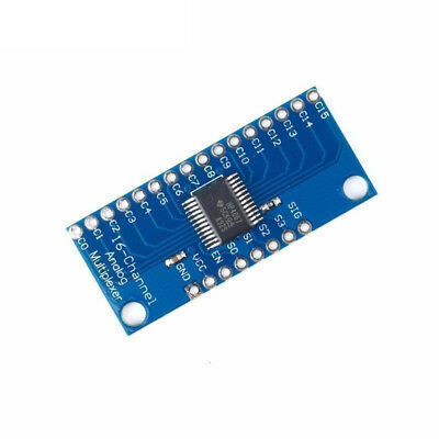 2Pcs 16CH Analog Digital MUX Breakout Board CD74HC4067 Precise Module arduino AS