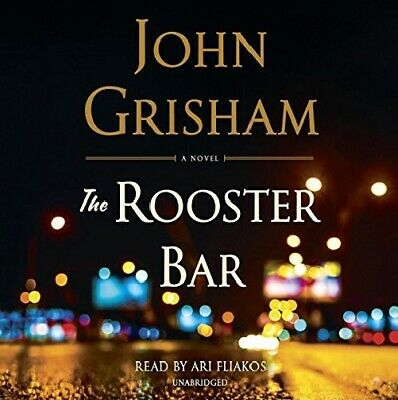 The Rooster Bar by John Grisham (audiobook, e-Delivery)