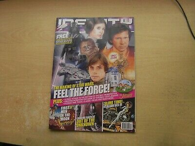 Infinity Magazine Iss 17 Star Wars, First Men In The Moon, The Jetsons & More!