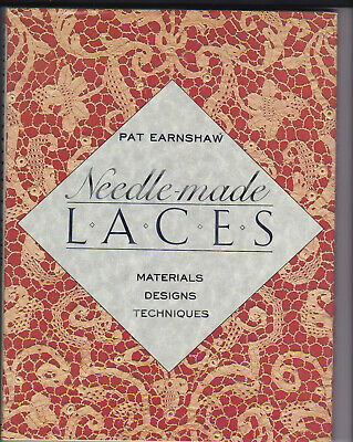 Needle-Made Laces  Lace Book