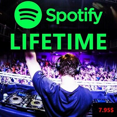 Spotify premium - Lifetime - Worldwide - Personal account