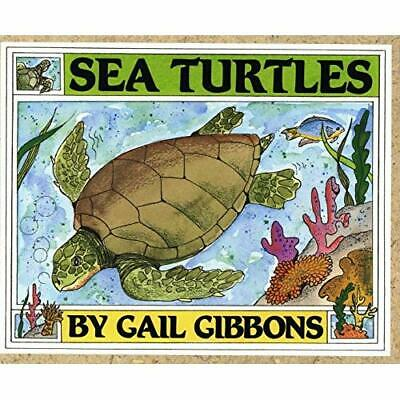 Sea Turtles - Hardcover NEW Gibbons, Gail 1995-09