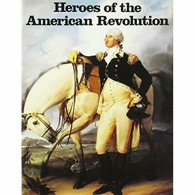 Heroes of the American Revolution - Paperback NEW David Brownell 1992/03/01