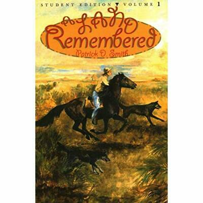 A Land Remembered - Paperback NEW Patrick D. Smit 2001-03-20