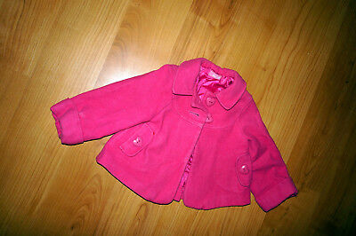 Girls Sweet Millie Winter Coat Jacket - 2 Years