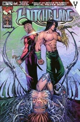 Witchblade #56 (NM)`02 Wohl/ Manapul
