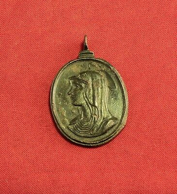Late Medieval Holy Medal - 17-18. Century