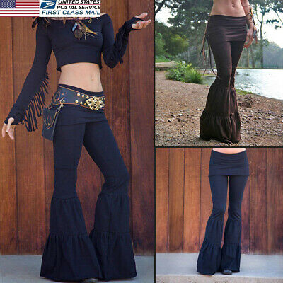 Women with Control Simplicity Casual Fit Crop Cargo Pants Black PM NEW A264076