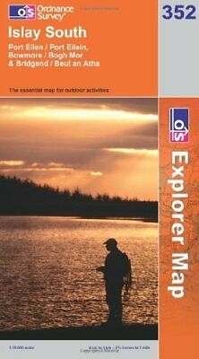 Islay South (OS Explorer Map Series) by Ordnance Survey Sheet map, folded Book