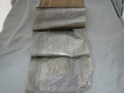 Original WW2 US Army D-Day Invasion water proof side arm bag dated 1944