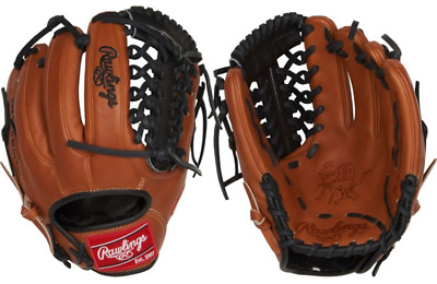 """Rawlings PRO314-4GBB 11.5"""" Heart Of The Hide Infield / Pitcher Baseball Glove"""
