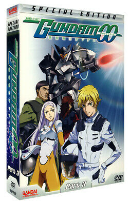 Mobile Suit Gundam 00 - Season One (1) - Part 3 (Special Edition)(With Man (Dvd)