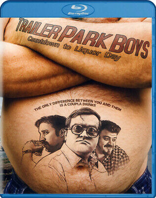 Trailer Park Boys - Countdown To Liquor Day (Blu-Ray) (Blu-Ray)