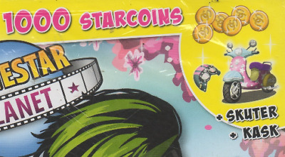 Moviestar planet game code: a scooter from moviestarplanet game