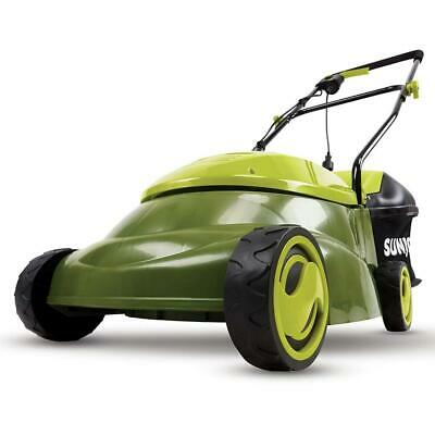 Sun Joe MJ401E Mow 14-Inch 12 Amp Electric Lawn Mower With Grass Bag