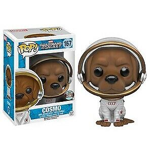 Funko 11179 Pop! Marvel Guardians of the Galaxy: Cosmo #167 Pop Culture