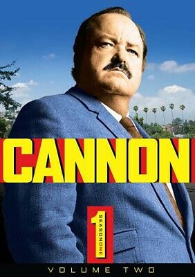 Cannon - Season One (1), Vol. 2 (Keepcase) (Dvd)