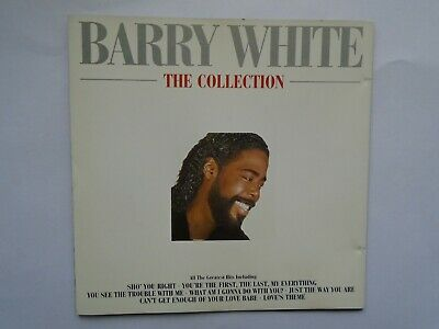 Barry White - The Collection (CD 1988) Very good condition