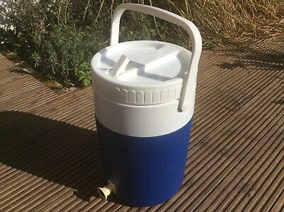 10 Litre Water/ Drink Tank Tap/Spout/Handle Solid Plastic Thermos Vw Camper Tent