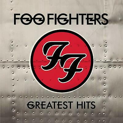 Foo Fighters Greatest Hits CD Everlong /Monkey Wrench/All My Life+