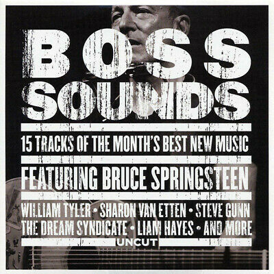 Boss Sounds (15 Tracks Of The Month's Best New Music) UNCUT 2019 02