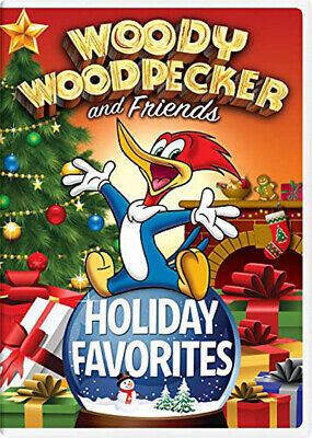 Woody Woodpecker And Friends - Holiday Favorites (Dvd)