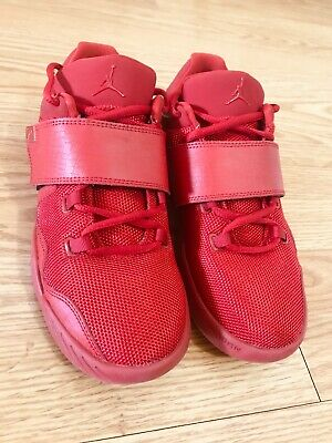new products 6a7f3 3b19c Nike Jordan J23 BG Junior Youth Older Kids Unisex Shoes Triple Red Size (  5.5Y