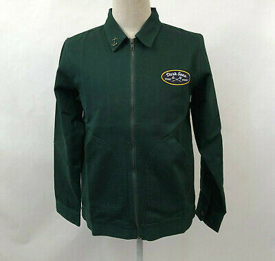 427700e624785 Dark Seas Men's Gas Station Jacket MIddles II Forest Green Size M NWT Anchor