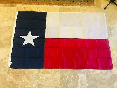 Annin Flagmakers 4x6 3x5 5x8 Texas State Flag 4x6 ft Nylon SolarGuard Made USA