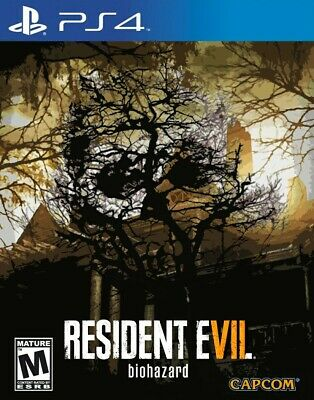Resident Evil 7 Biohazard Gold Edition ps4 digital account Fast shipping