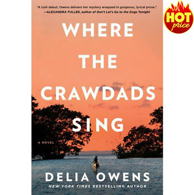 Where the Crawdads Sing by Delia Owens 2019 P.D.F MRR