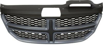CPP Black Grill Assembly for 2011-2017 Dodge Journey Grille