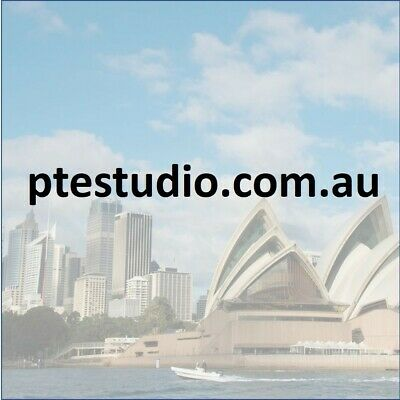PTE Studio Domain Name For Sale - Easy to Remember for PTE Business