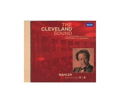 Mahler: Symphonies Nos 5 & 6 -  CD FSVG The Cheap Fast Free Post The Cheap Fast