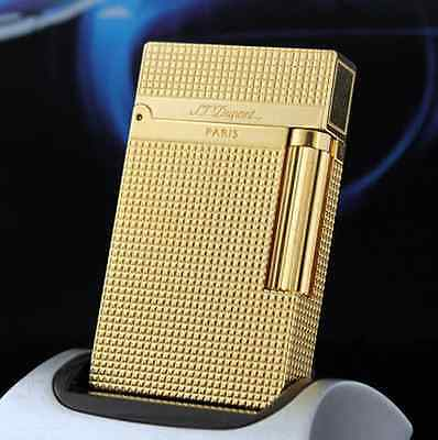 2019 NEW HOT S.T Memorial Gold color lighter Bright Sound ! Free Shipping 10#