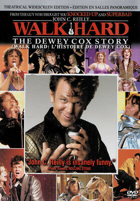 Walk Hard - The Dewey Cox Story (Theatrical Widescreen Edition) (Bilingual (Dvd)