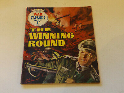 WAR PICTURE LIBRARY NO 276 !,dated 1965 !,V GOOD for age,great 54! YR OLD issue.