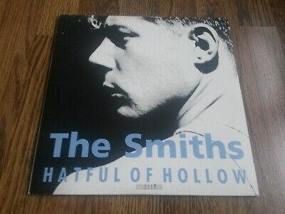 "THE SMITHS - HATFUL OF HOLLOW 2 x 10"" NUMBERED 1993 WEA EX"