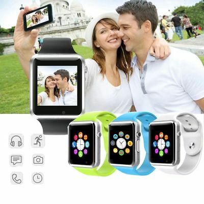 Bluetooth Smart Wrist Watch A1 GSM Phone For Android Samsung iPhone Man Women #1