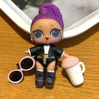 rare LOL Surprise Doll BLING QUEEN UNDER WRAPS Glitter series toy gift genuine