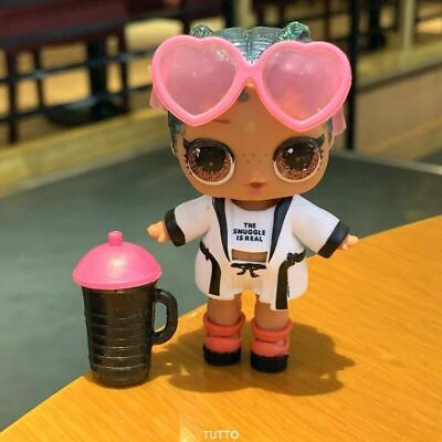 rare Lol surprise dolls Coconut QT SERIES 2 Glam Glitter toy for girl gift