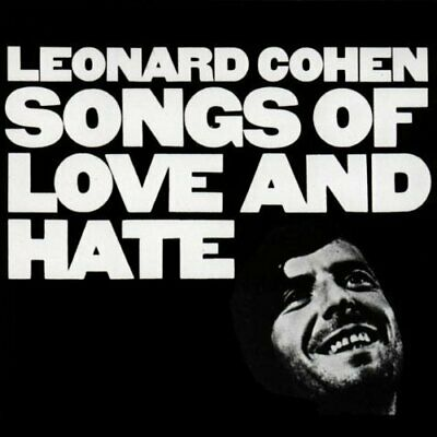 Leonard Cohen Songs Of Love And Hate (Avalanche) 1971 Sony Columbia CD