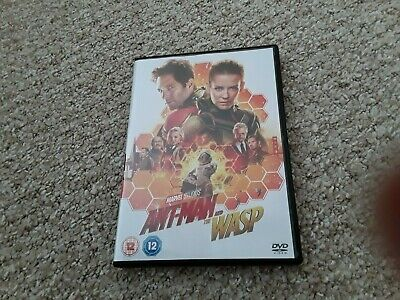 Ant-Man  And The Wasp DVD 2018
