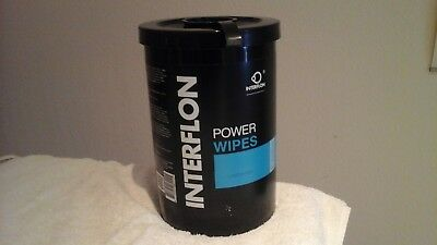 Power Wipes Interflon