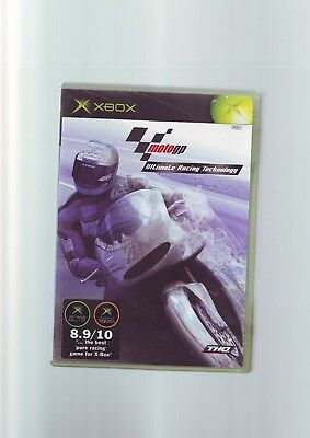 Motogp Ultimate Racing Technology 1 Xbox Game / 360 Compatible Original Complete