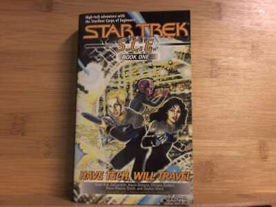 Have Tech Will Travel (Star Trek) (Starfleet Corps of Engineers 1-4) by Keith R.