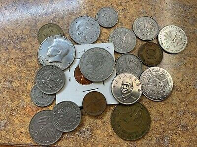 mix coin lot some good SOME OLD STUFF FROM ESTATE SALE YOU GET AL