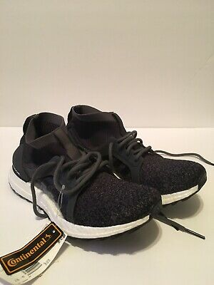 d7ceeae9e New Womens Adidas Ultra Boost X All Terrain Running Shoes Size 8 Carbon  BY8925